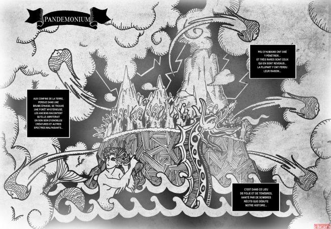 Delirium - Tome 1 - Page 02 & 03