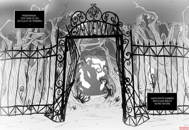 Delirium - Tome 1 - Page 04 & 05