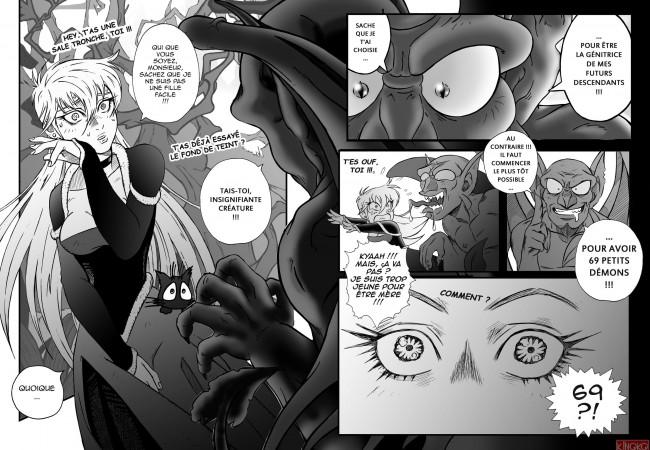 Delirium - Tome 1 - Page 12 & 13